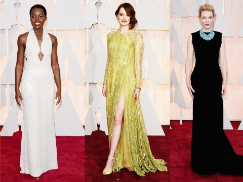 Oscars 2015 fashion: Best and worst dressed, from Emma Stone to Lupita Nyong'o