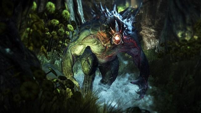 Evolve - a multiplayer classic?