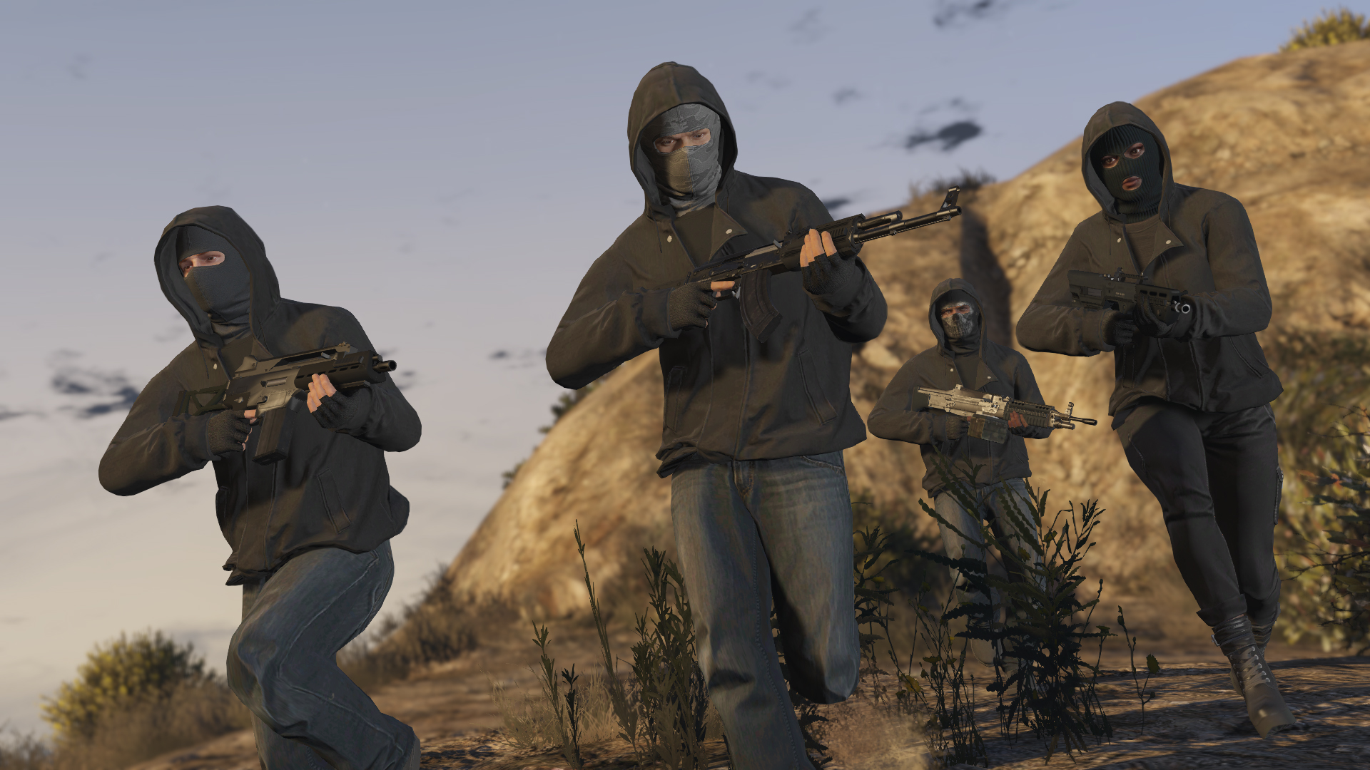 GTA V Online Heists due March 10, PC version delayed to April 14