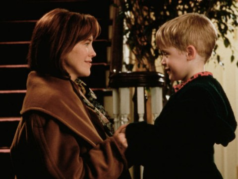 OMG! There has been a Home Alone reunion between Catherine O'Hara and Macaulay Culkin