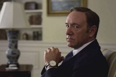 House Of Cards season 3 leaked online and fans got an actual look at Frank Underwood in action