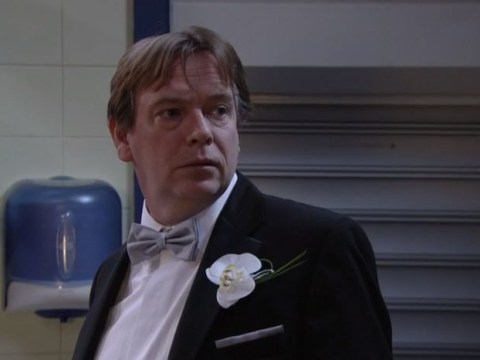 EastEnders bosses clear up those Adam Woodyatt strike rumours