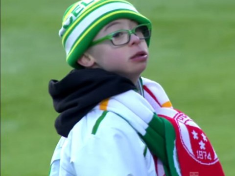 Down syndrome Celtic fan Jay Beatty on course to win Scottish Premier League Goal of the Month award