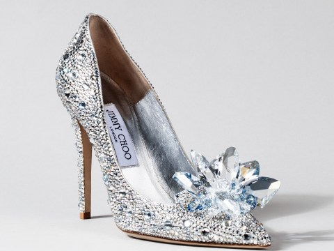 Designers including Jimmy Choo and Louboutin have created Cinderella's glass slipper IRL and they're dreamy