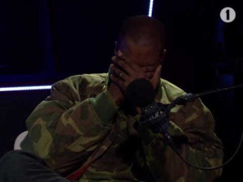 Kanye West bursts into tears during Zane Lowe interview as he opens up about his late mentor Louise Wilson