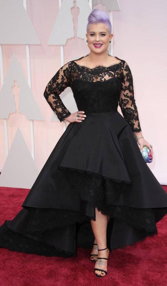 Kelly Osbourne at the Oscars