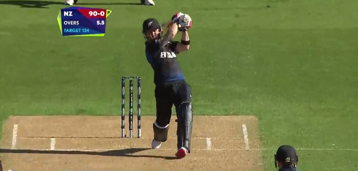 Cricket World Cup 2015: Steven Finn gets battered by Brendon McCullum as New Zealander hits four successive sixes in England rout