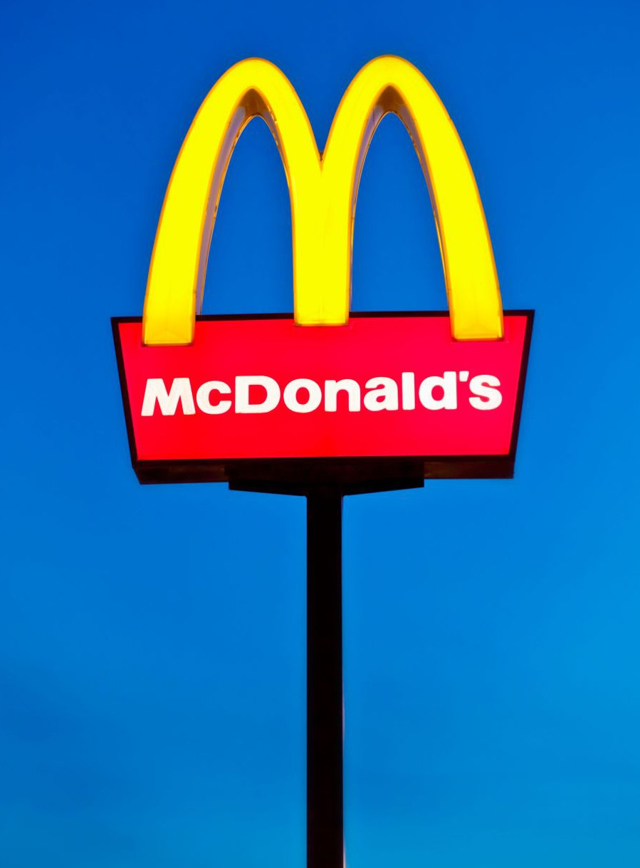 Woman's hair 'set on fire at McDonald's in racially motivated attack'