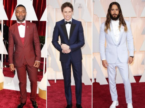 Oscars 2015 fashion: So who did the guys wear on the red carpet?