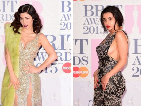 Marina Diamandis says she and Charli XCX are mistaken for sisters
