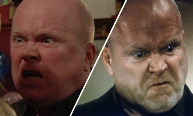 15 times Phil Mitchell was more angry than you'll ever be