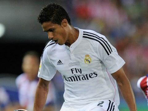 Manchester United 'ready £35m Raphael Varane transfer offer as he heads for Real Madrid showdown talks'