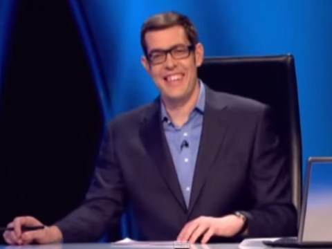 And the winner in Richard Osman's World Cup Of Chocolate is…