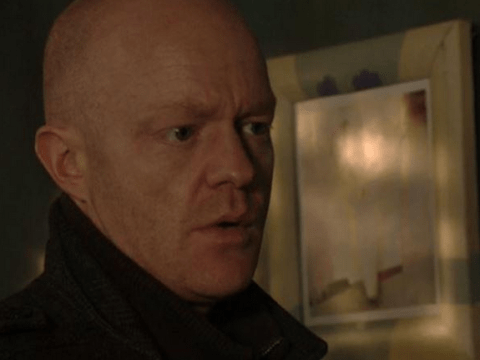 EastEnders live week 2015: Yes, Max Branning said 'She knows YOU killed Lucy', not 'WHO'…