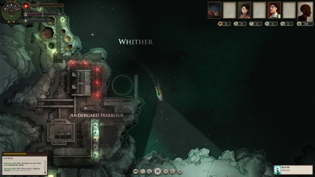 Sunless Sea (PC) - a strange new world