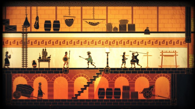 Apotheon (PS4) - it really urns its keep