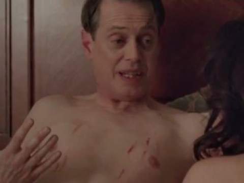 The ultimate Fifty Shades Of Grey parody starring Steve Buscemi has arrived