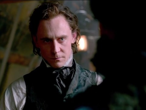 The trailer for Guillermo Del Toro's Crimson Peak, starring Tom Hiddleston, is suitably creepy