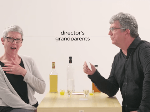 Couples playing truth or drink will actually make you laugh out loud