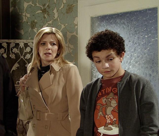 Coronation Street spoilers: Shock domestic abuse plot details revealed for Leanne Tilsley and Simon Barlow