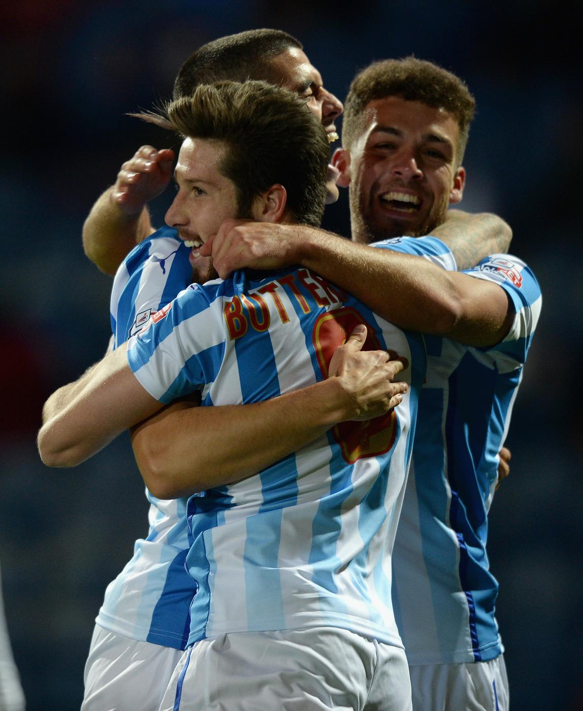Why Huddersfield Town fans have finally got something to shout about again