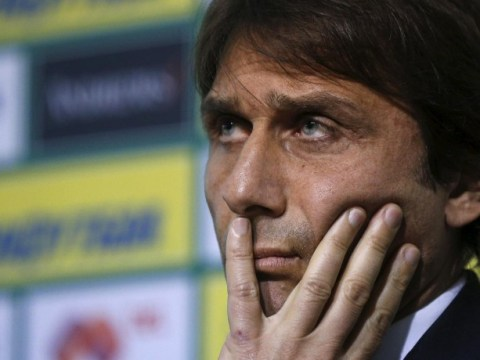 Italy coach Antonio Conte receives death threats after Juventus' Claudio Marchisio suffers injury in training
