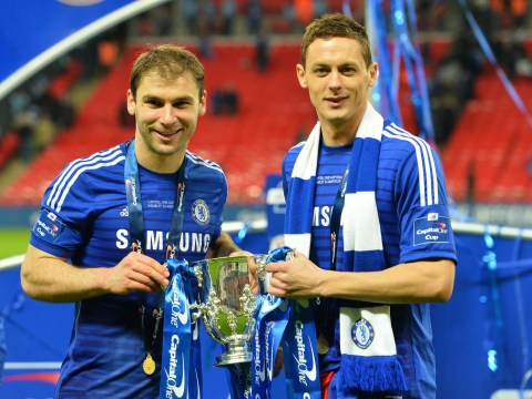 Nemanja Matic injured his ankle while celebrating Chelsea's Capital One Cup final victory over Tottenham, reveals Jose Mourinho
