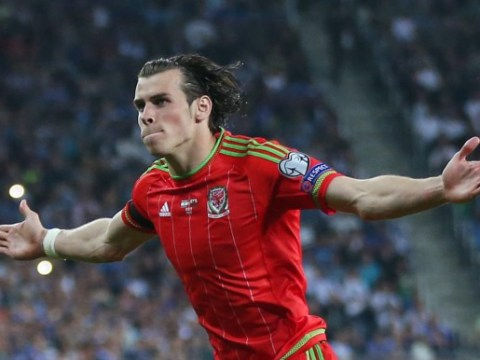 Gareth Bale overtakes Ian Rush as Wales' top scorer in European qualifying with superb free-kick against Israel