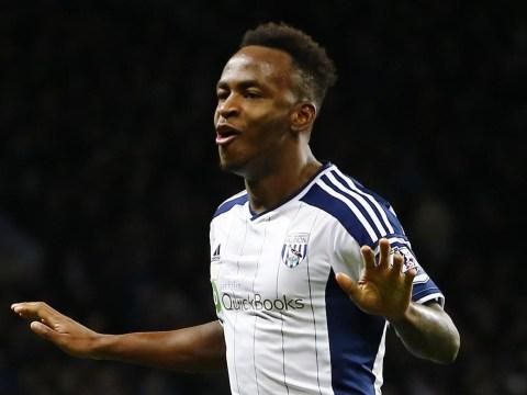 West Brom's Saido Berahino on Manchester United's transfer radar