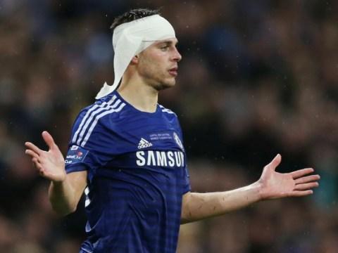 Paris Saint-Germain make £8.5million bid for Chelsea defender Cesar Azpilicueta