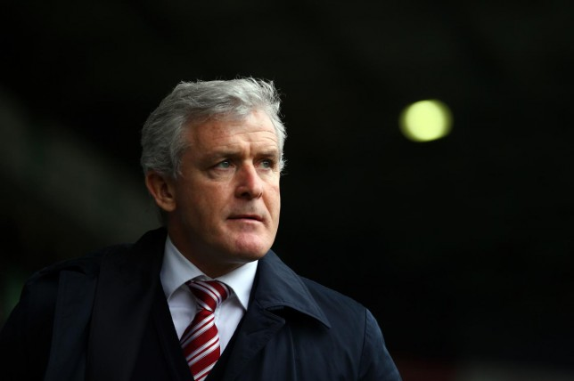Stoke City and Mark Hughes must now start building for next season after West Brom loss