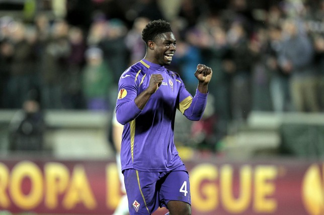 Arsenal transfer boost as target Micah Richards wants return to Premier League from Fiorentina