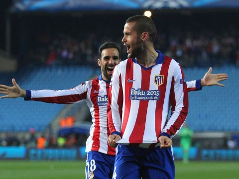Mario Suarez's agent warns Liverpool off summer transfer move for Atletico Madrid man