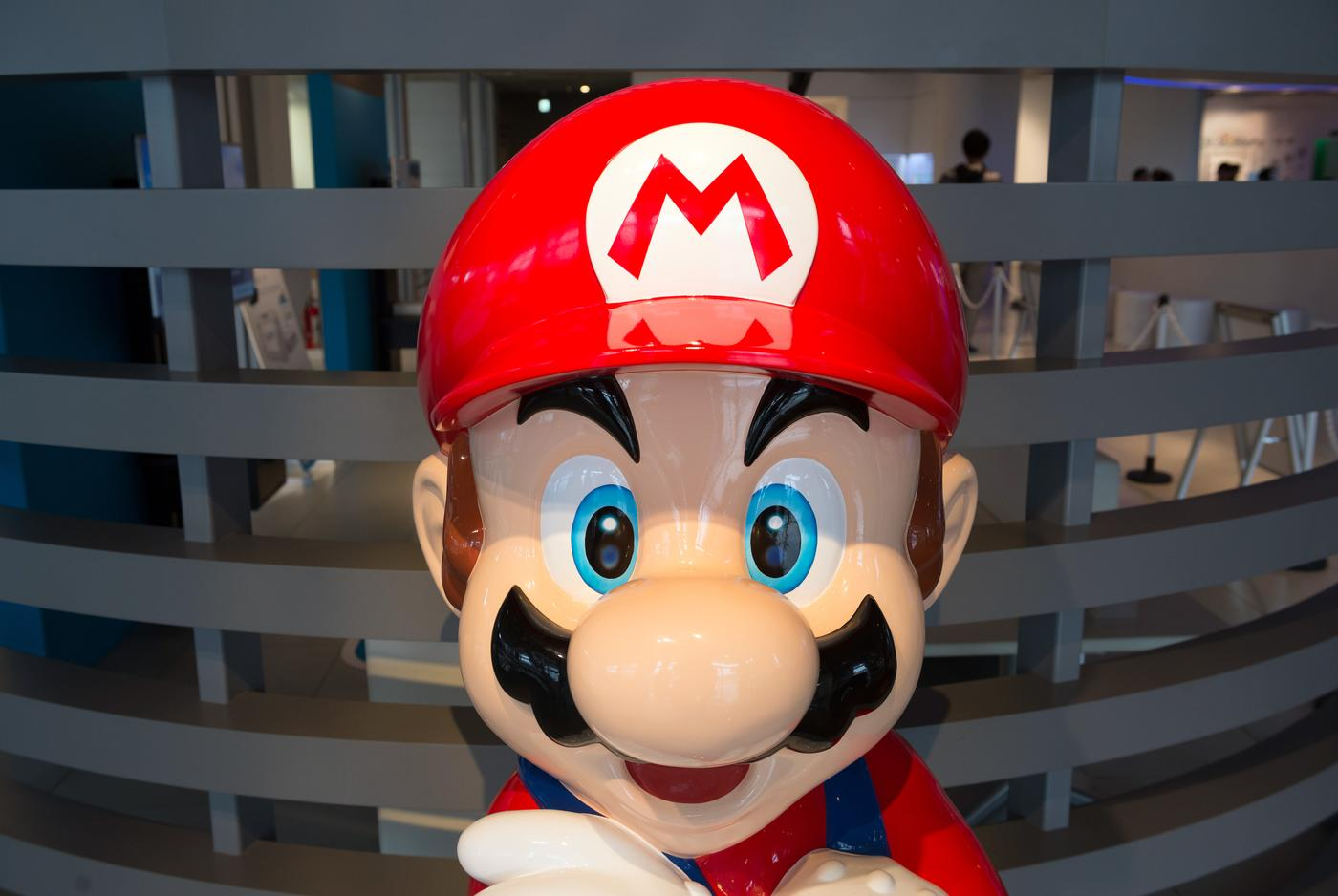 The house of Mario has a new boss