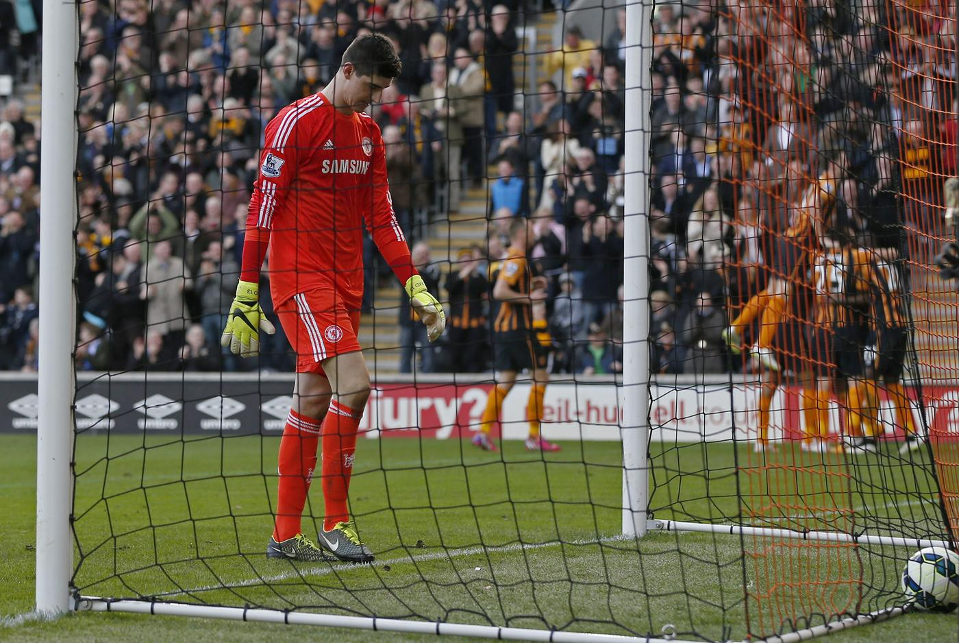 Chelsea demonstrated great character to recover from Hull slip-up