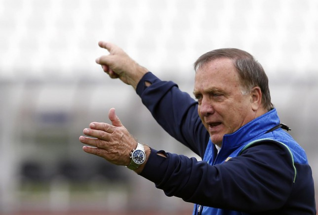 Dick Advocaat is a calculated and necessary risk for Sunderland