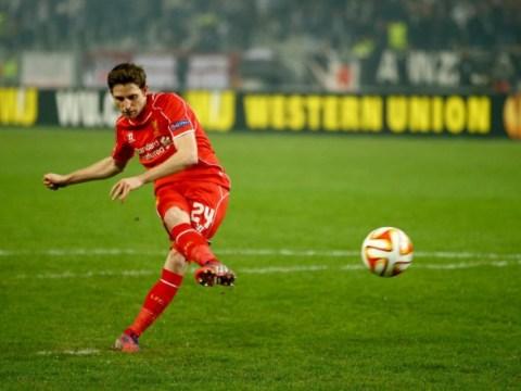 Liverpool open talks with midfielder Joe Allen over long-term contract