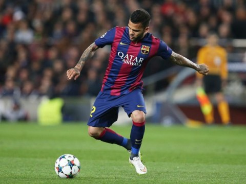 Manchester United 'targeting summer transfer for Barcelona defender Dani Alves'