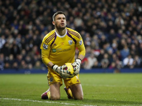 West Brom fans have no right to slaughter Ben Foster despite poor performance against Aston Villa