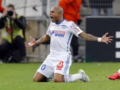 Tottenham 'to begin talks to sign Andre Ayew on free transfer'