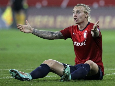 Liverpool 'send scouts to watch Lille defender Simon Kjaer'