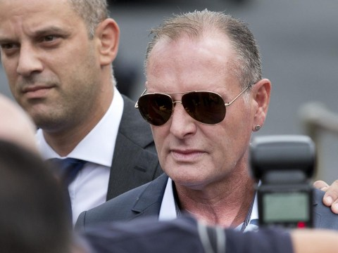 Paul Gascoigne charged over racial 'joke'