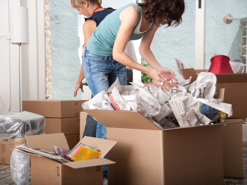 14 unexpected stresses of moving house
