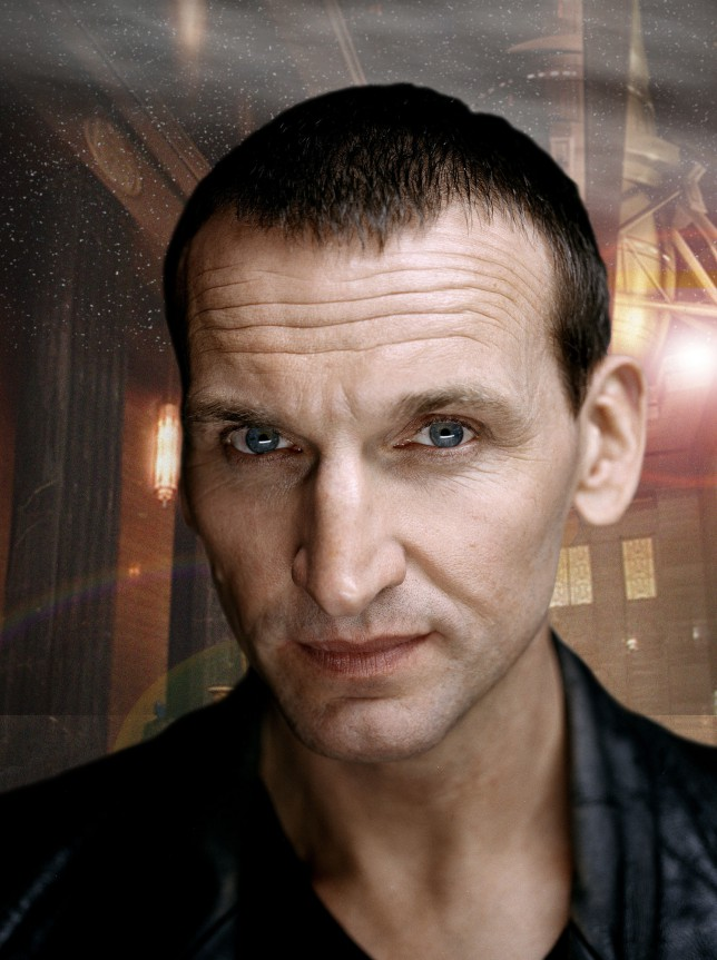 Doctor Who 2005 Christopher Eccleston