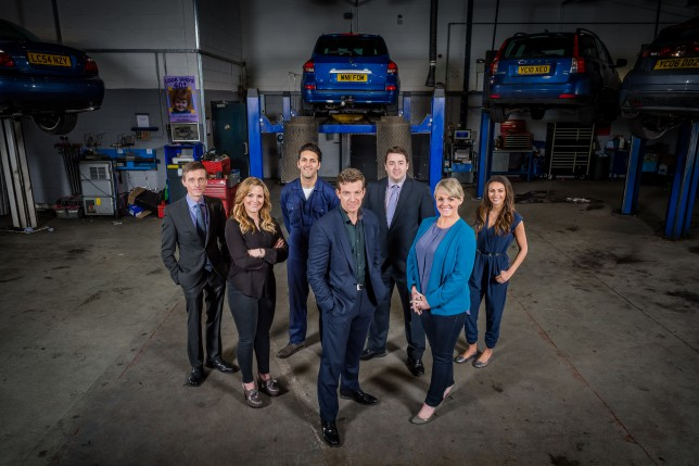 Michelle Keegan, Jo Joyner and Jason Manford star in BBC One's Ordinary Lies – and that's just one reason it's well worth a watch