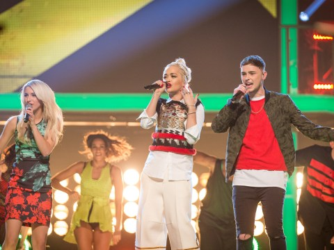 The Voice 2015: Rita Ora left without a single act in the final as Karis Thomas and Joe Woolford are voted out