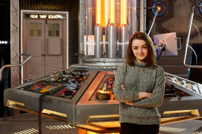 Maisie Williams, Doctor Who, Game Of Thrones