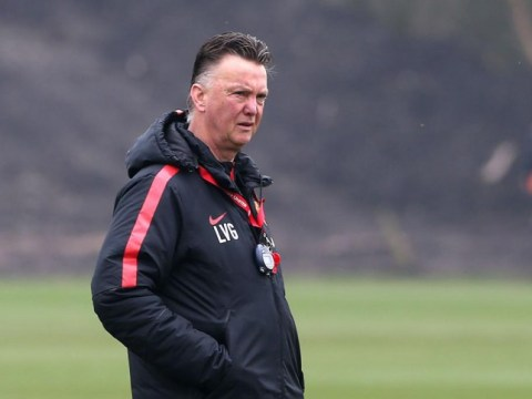 Louis van Gaal confirms 4-3-3 is the future at Manchester United