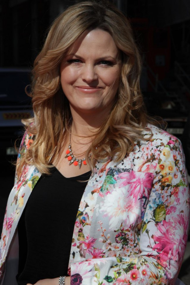 EastEnders actress Jo Joyner admits she can't watch 'How's Adam?' moment