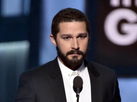 Shia LaBeouf's heartbeat is now available for livestreaming